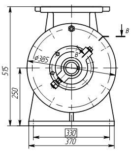 Насос А23В125/16-90/6,3Б
